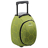 LittleLife Wheelie Kids' Duffle Bag, Turtle