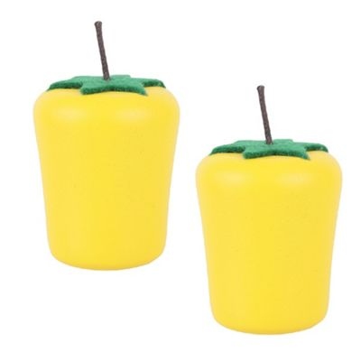 Bigjigs Toys Yellow Pepper (Pack of 2)