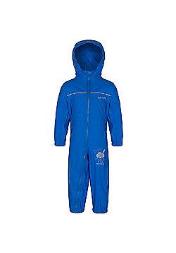 Regatta Kids Puddle IIII All in 1 Suit - Blue
