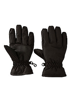 Mountain Warehouse SKI GLOVE KIDS - Black