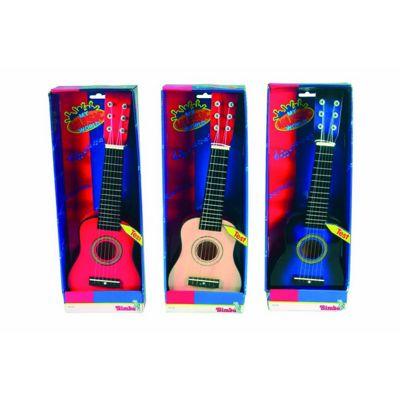 Simba My Music World Wooden Guitar