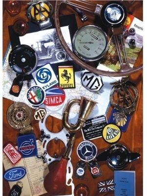 Car Collectables - 1000pc Puzzle