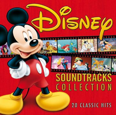 Disney Soundtracks Collection : 20 Classic Hits