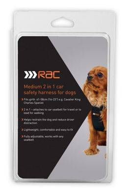 RAC Car Harness (Medium)