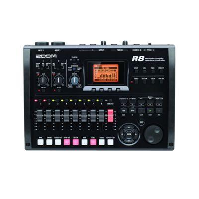 Zoom R8 Portable 8-Track Digital Recorder