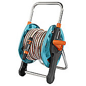 Gardena Garden Hose Reel Set with Connectors, 20m