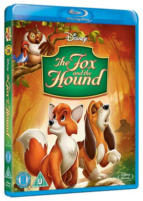 The Fox And The Hound (Blu-Ray)