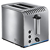 Russell Hobbs 20740 Buckingham 2 Slice Toaster - Silver