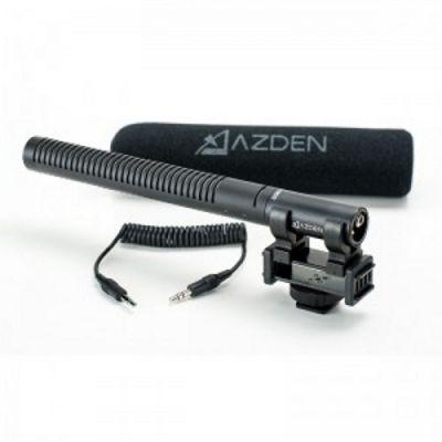 Azden SGM-DSLR Shotgun Microphone