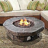 Peaktop Outdoor Garden Patio Heater Gas Fire Pit Burner HF11802AA