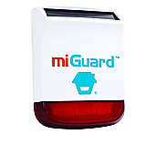 Response miGuard SPS260R Wireless Outdoor Solar Siren Box