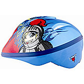 Kidzamo Boys Bike Helmet Jnr Samy 52-56 Blue