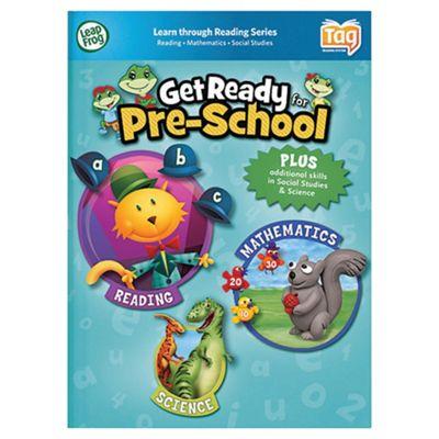 LeapFrog LeapReader™ Activity Storybook : Get Read for PreSchool Activity Book