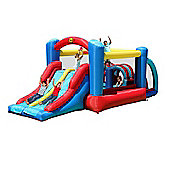 Racing Fun Bouncy Castle