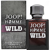 Joop! Homme Wild Eau de Toilette (EDT) 75ml Spray For Men