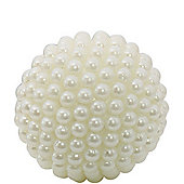 White Pearl Ball (Small)