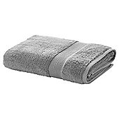 WEST PARK 600gsm  EGYPTIAN COTTON BATH TOWEL CHARCOAL