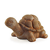Rigby the Rusty Look Terracotta Tortoise Garden Ornament