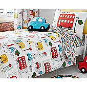Transport Vehicles Single Bedding