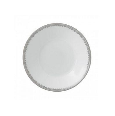 Wedgwood Vera Wang Grosgrain Teacup Saucer (Saucer Only)