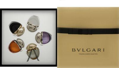Bvlgari The Jewel Charm Collection Gift Set 5 x 25ml (Omnia Amethyste EDT + Mon Jasmin Noir EDP + Indian Garnet EDT + Jasmin Noir EDP + Omnia