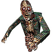 3D Zombie Wall Party Decoration - 81cm