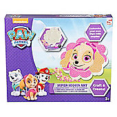 Paw Patrol Skye Super Sequin Set