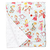 Baby Elephant Ears Luxury Pram Blanket Fair Maiden