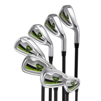 Young Gun Zaap Junior Kid Golf Club 7 Iron Right Hand Green Age 12-14