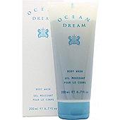 Giorgio Beverly Hills Ocean Dream Body Wash 200ml