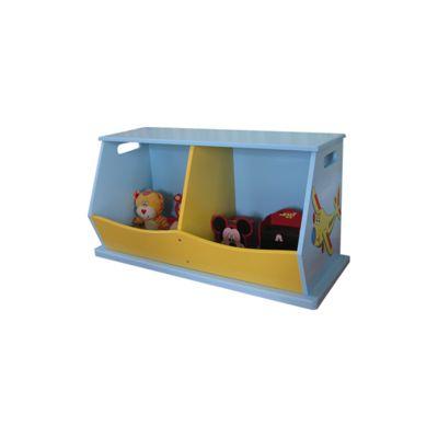 Liberty House Transport 2-Bin Storage Unit