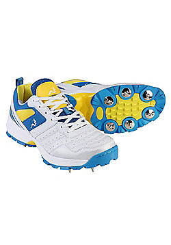 Woodworm Ib Select Cricket Shoes With Spikes - Multi