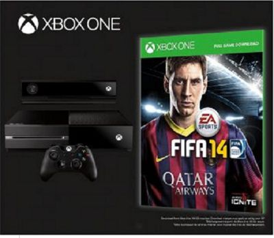 Xbox One Day One Edition including FIFA 14