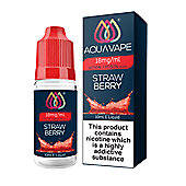 Strawberry Delight E-liquid - 18mg