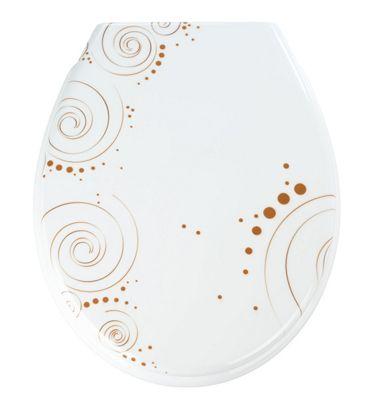 Wenko Premium Snail Toilet Seat