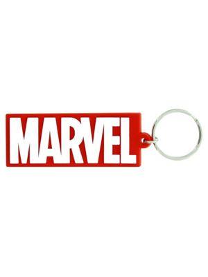 Marvel Comics Marvel Logo Keyring