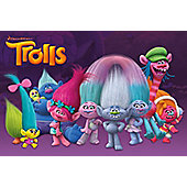 Trolls Characters Poster 61x91.5cm