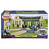 Fisher-Price Thomas and Friends Wooden Railway Tidmouth Sheds