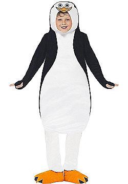 Penguin Children's Costume - Black & White