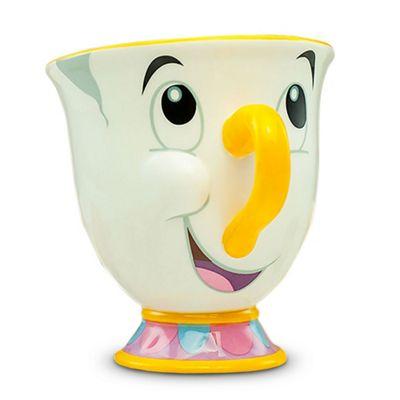 Beauty & The Beast Chip Mug