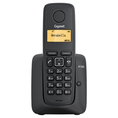 Gigaset A120 DECT Phone