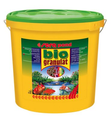 Sera Pond Granulat - 3800 ml