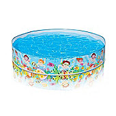 Intex Beach Days Snapset Pool 5ft x 10 inches