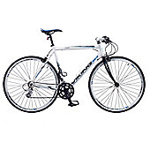Viking Palermo Mens 700c Road Bike Alloy 56cm Frame White