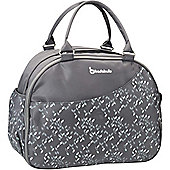 Badabulle Weekend Changing Bag (Confetti Grey)