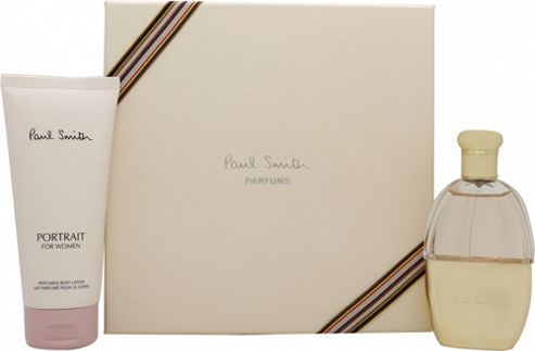 Paul Smith Portrait for Women Gift Set 40ml EDP + 100ml Body Lotion For Women