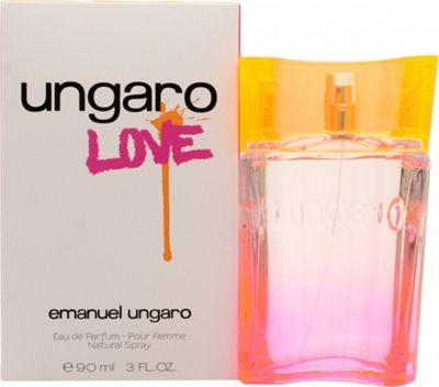 Emanuel Ungaro Love Eau de Parfum (EDP) 90ml Spray For Women