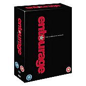 Entourage - Series 1-8 - Complete DVD