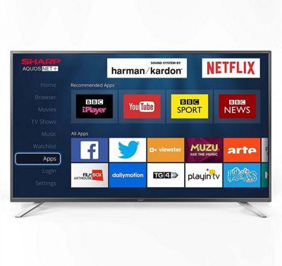 Sharp LC-32CFG6022K 32 Inch Full HD 1080p Smart TV