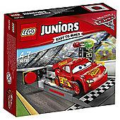 LEGO Juniors Lightning McQueen Speed Launcher 10730